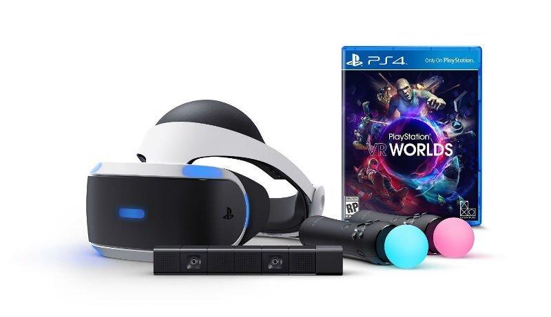 Valentine's Day Gift IDeas - Sony Playstation VR