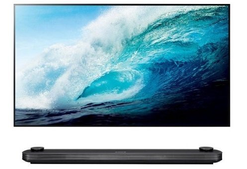 LG Signature W7 OLED TV - Cool Gadgets for Consumers   Amazrock Reviews