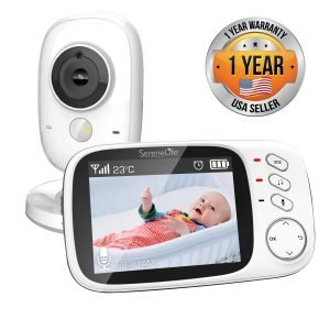 Serenelife Video Baby Monitor USA SLBCAM20