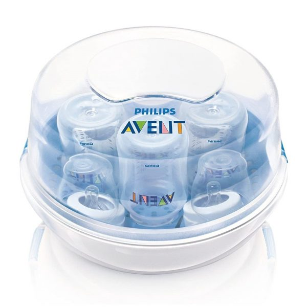 Philips Avent Microwave Steam Sterilizer for Baby Accessories
