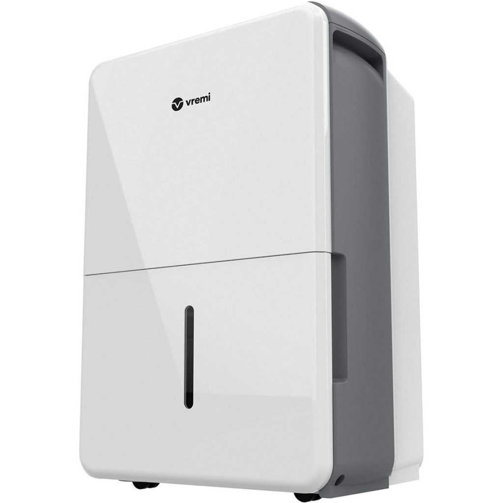 Vremi 4,500 Sq. Ft. Dehumidifier | Energy Star Rated for Large Spaces and Basements