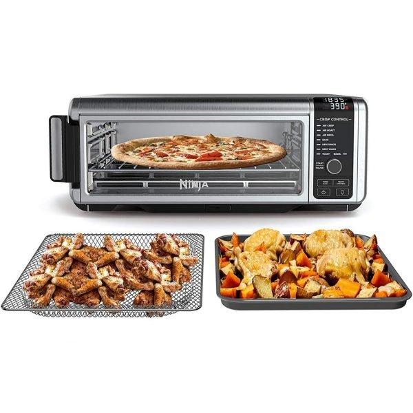 Ninja Foodi Digital Fry, Convection Oven, Toaster, Air Fryer