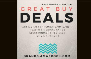 Great Buy Deals | Amazrock Brands