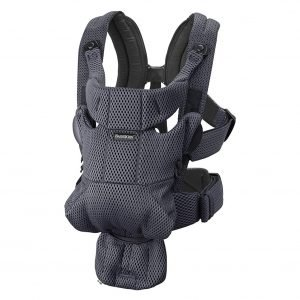BABYBJORN Baby Carrier Free, 3D Mesh